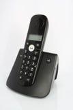 Telefono sulla base Fotografia Stock
