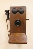 Telefono, vecchio stile Fotografie Stock