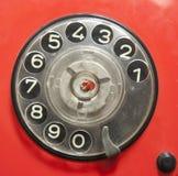 Telefono vecchio Immagini Stock