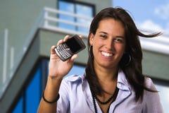 telefonportable arkivfoton