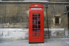 telefonred Royaltyfri Foto