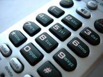 Telefonschlüsselauflage 03 Stockfoto