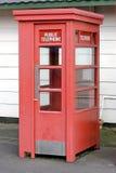 Telefonstand Lizenzfreies Stockfoto