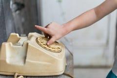 telefontappning Royaltyfria Foton