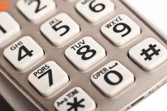 Telefontastatur Lizenzfreie Stockfotos