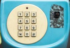 Telefontastatur für Reparatur Stockfoto