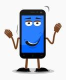 Telefonu Komórkowego charakter Zdjęcie Royalty Free