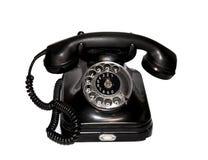 telefonu rocznik Obraz Stock