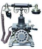 telefonu rocznik Zdjęcia Royalty Free