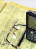 Telefonverzeichnis Lizenzfreie Stockfotos