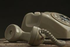 Telefonweinlese Stockfotos