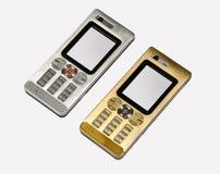 telefony komórkowe. obrazy stock