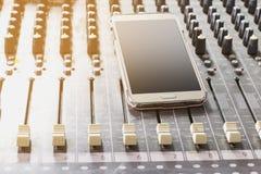 Telefony komórkowi Obrazy Stock