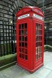 Telefonzelle Stockfoto