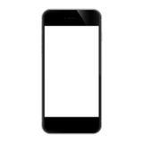 Telefoon op wit vectorontwerp wordt geïsoleerd dat Royalty-vrije Stock Afbeeldingen