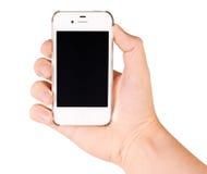 Telefoon ter beschikking Stock Fotografie