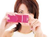 Telefooncamera Stock Afbeelding