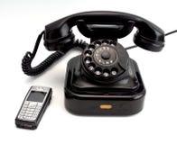 Telefoons Stock Foto