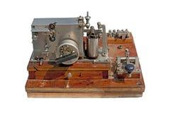 Telegrafcloseup Fotografering för Bildbyråer