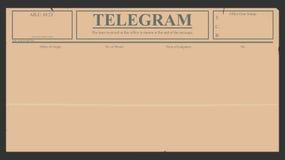 telegram Zdjęcie Stock