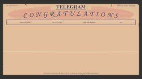 telegram Zdjęcie Royalty Free