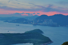 Telegraph Bay Cyberport, Hong Kong Stock Photography