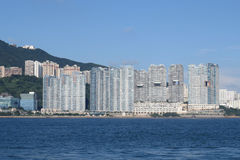 Telegraph Bay Cyberport, Hong Kong Royalty Free Stock Images