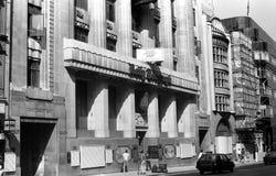 Daily Telegraph, de Straat van de Vloot stock afbeelding
