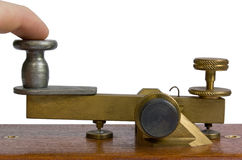 Telegraph Key Royalty Free Stock Images