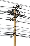 Telegraph pole Stock Photos