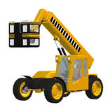 Telehandler Stock Photos