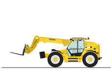 Telehandler Royalty Free Stock Images