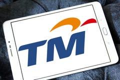 Telekom Malaysia Berhad  , TM , logo. Logo of Telekom Malaysia Berhad  , TM , on samsung tablet. Telekom Malaysia is Malaysia's leading telecommunications Stock Photography