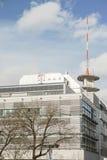 Telekom munich Arkivfoton
