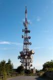 Telekommunikation stockbild
