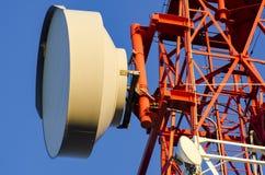 telekommunikation Arkivbilder