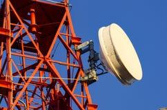 telekommunikation Royaltyfri Fotografi