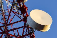 telekommunikation Lizenzfreies Stockfoto