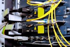 Telekommunikation equipmen lizenzfreies stockbild