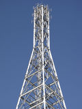 Telekommunikations-Antenne lizenzfreie stockbilder