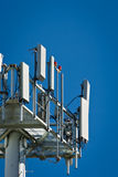 Telekommunikations-Kontrollturm Stockbilder
