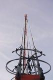 Telekommunikations-Türme Stockbild