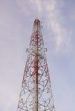 Telekommunikations-Türme Stockfotos