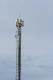 Telekommunikationsantenne stockbilder