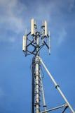 Telekommunikationsausrüstung Stockfoto