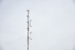 Telekommunikationsbeitrag Lizenzfreie Stockbilder