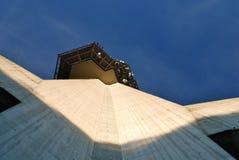Telekommunikationskontrollturm, die Schweiz Lizenzfreie Stockfotografie