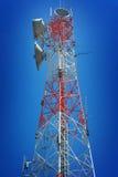 telekommunikationtorn Royaltyfri Fotografi