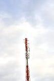Telekommunikationtorn Arkivbilder