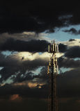 Telekomtorn Arkivfoton